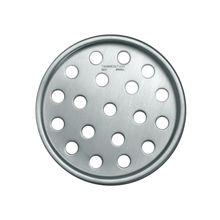 Ralo Simples Redondo Aço Inox Acetinado 10cm Tramontina 94535000