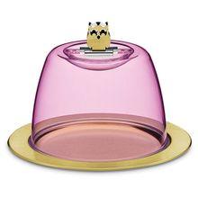 Porta Queijo GLAM 2 peças Tramontina Design Collection 64660620