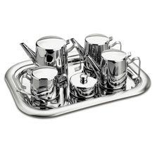 Jogo Aço Inox para Chá e Café 7 peças Continental Tramontina 64430840