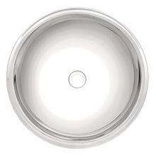 Lavabo em Aço Inox Alto Brilho Interno e Externo 34 cm Tramontina 94105227