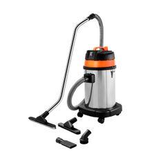 Aspirador de pó Tramontina 30 Litros em Aço Inox para sólidos e líquidos 1400 W
