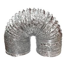 Duto flexível para Exaustão das Coifas Tramontina em Alumínio 15 x 200 cm